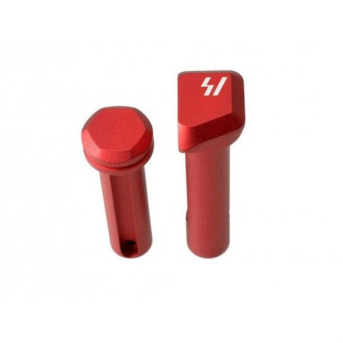 AR-15 Enhanced Pivot Takedown Pins Red