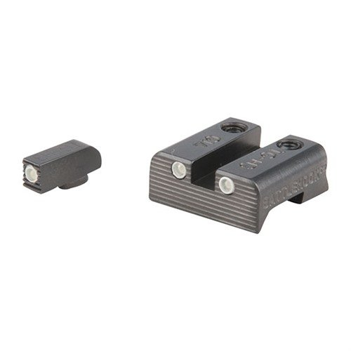 Battlehook Sight Set Tritium Front & Rear for Glock™