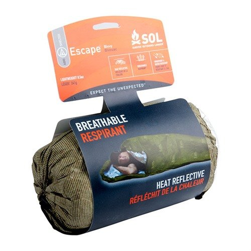 SOL Escape Bivvy-OD Green