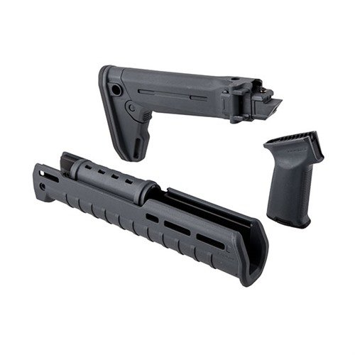 Zhukov Stock Set M-LOK Gray