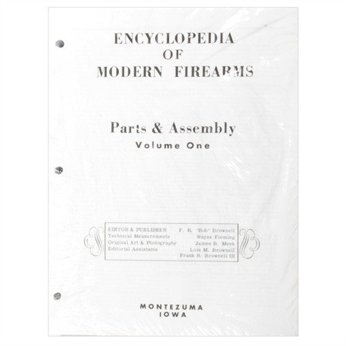 Encyclopedia of Modern Firearms-Loose Leaf Edition