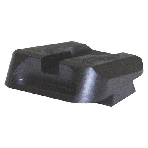 Black Rear Sight for Glock®
