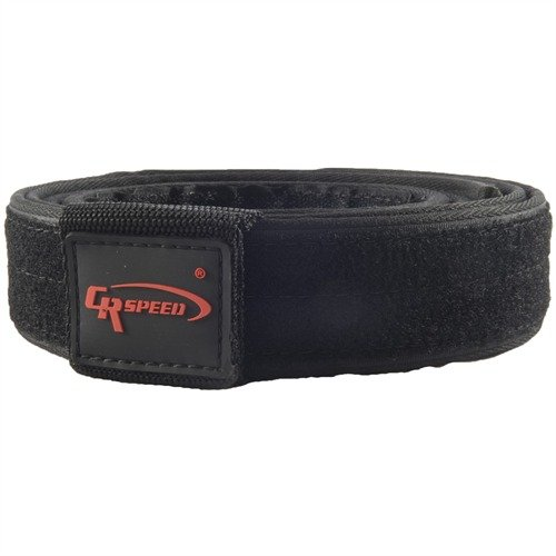"36"" Competition Nylon Belt, Black"