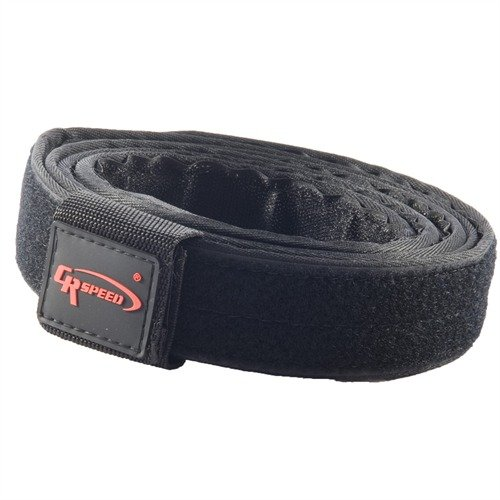 "38"" Competition Nylon Belt, Black"