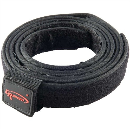"40"" Competition Nylon Belt, Black"