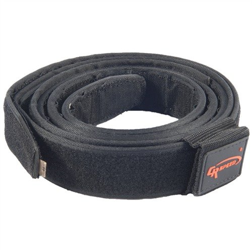 "44"" Competition Nylon Belt, Black"